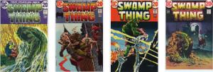 Swamp Thing 1-4