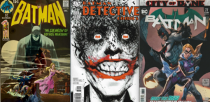 Hot Batman Comics