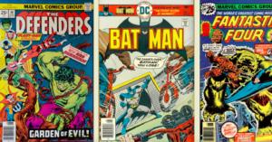 Barcode Comics